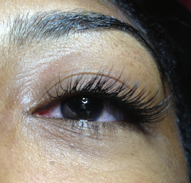 Eyelashextensions And Water Flirt Custom Lash Studio